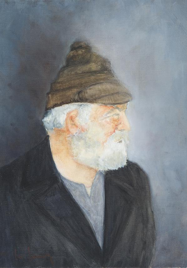 Renato de Venise, 65 x 54 cm