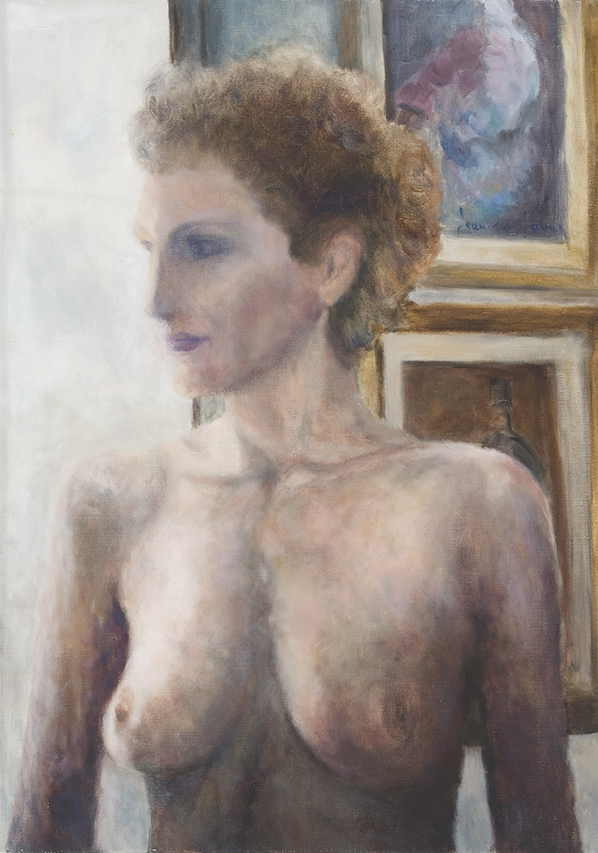 Frédérique, 81 x 60 cm