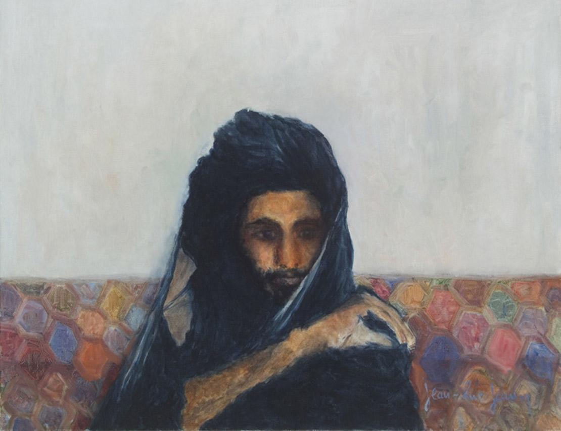Touareg, 81 x 65 cm
